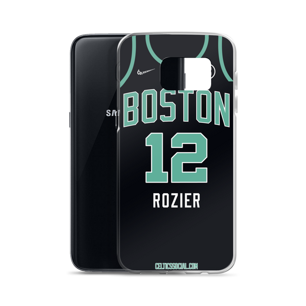 T. Rozier #12 Boston Statement Samsung Case
