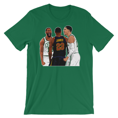 Tatum Over LeBron T-Shirt