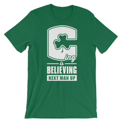 C-ing Is Believing (Next Man Up) Playoff Shirt