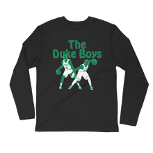 The Duke Boys (Tatum & Kyrie) Long Sleeve Fitted Crew
