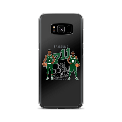 7/11 Get Buckets Reopened For Business (Kyrie & Jaylen) Samsung Cases