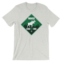 Moose (Monroe) Crossing in Boston T-Shirt