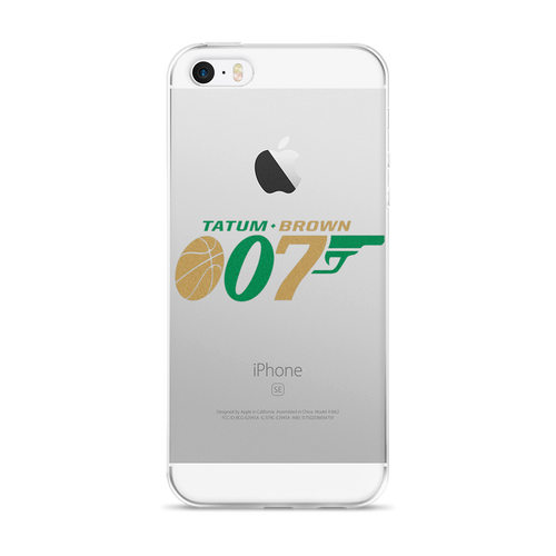 Ball 07 Tatum and Brown iPhone Case (ALL IPHONES)