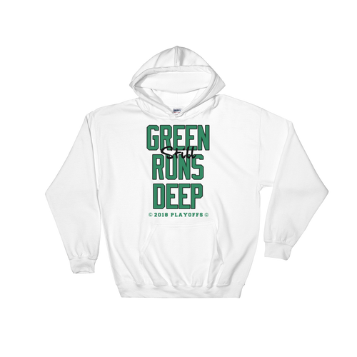 Green (Still) Runs Deep Playoff Hooded Sweatshirt