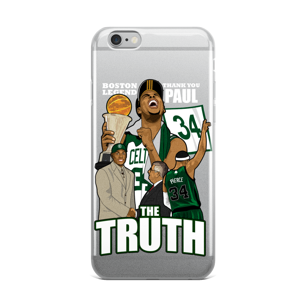 The Truth (Thank You Paul) Moments Tribute iPhone Case (ALL IPHONES)
