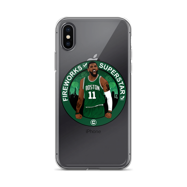 Kyrie (Boston Fireworks & Superstar) iPhone Case