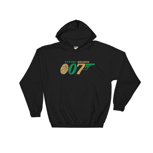 Ball 07 Tatum and Brown Hooded Sweatshirt