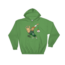 "Hayward ""Johnny Bravo"" Parody Hooded Sweatshirt"