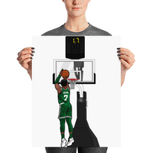 "Jaylen ""The Shot"" Poster"
