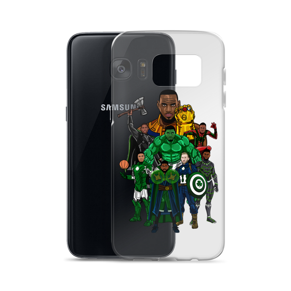 Boston Avengers (Beat LeBronos) Samsung Case