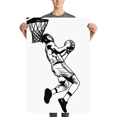 Jaylen (The Dunk) Poster