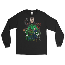 Brad's Avengers (The Sequel) Long Sleeve T-Shirt