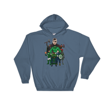 Brad's Avengers (The Sequel) Hooded Sweatshirt
