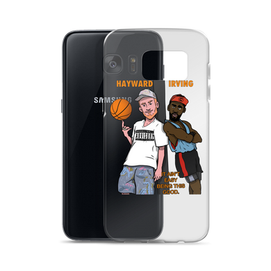 Irving & Hayward (White Men Can't Jump) Samsung Cases