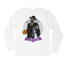"The ""ANKLETAKER"" Exclusive Kyrie Long Sleeve Fitted Crew"