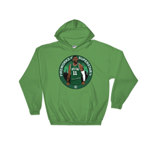 Welcome Kyrie (Boston Fireworks & Superstar) Hooded Sweatshirt