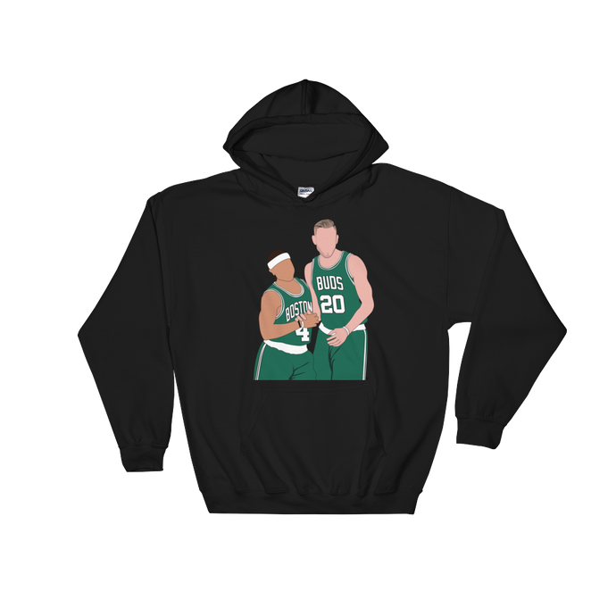 The Boston Buds 4 & 20 (IT & Hayward) Hooded Sweatshirt