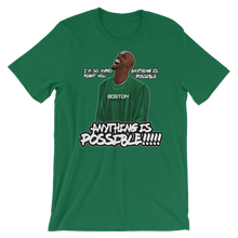 "Garnett ""ANYTHING IS POSSIBLE!"" 10th Anniversary Tribute T-Shirt"