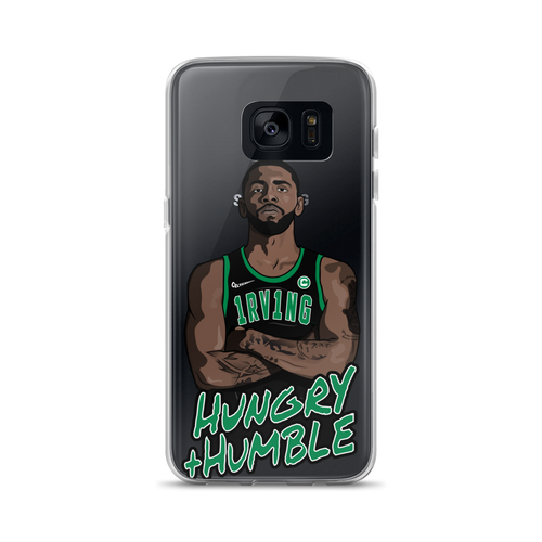Kyrie Hungry & Humble Samsung Case