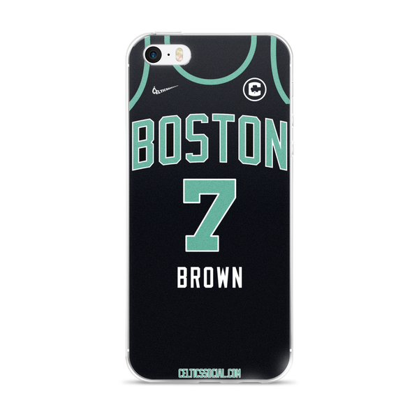 J. Brown #7 Boston Statement iPhone Case (ALL IPHONES)