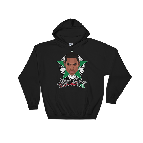 All-Star Al (Above Average) Hooded Sweatshirt