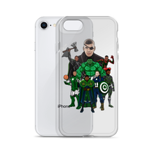 Brad's Avengers (The Sequel) iPhone Case (ALL IPHONES)
