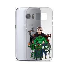 Brad's Avengers (The Sequel) Samsung Cases