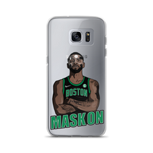 "Kyrie ""MASK ON"" Samsung Cases"