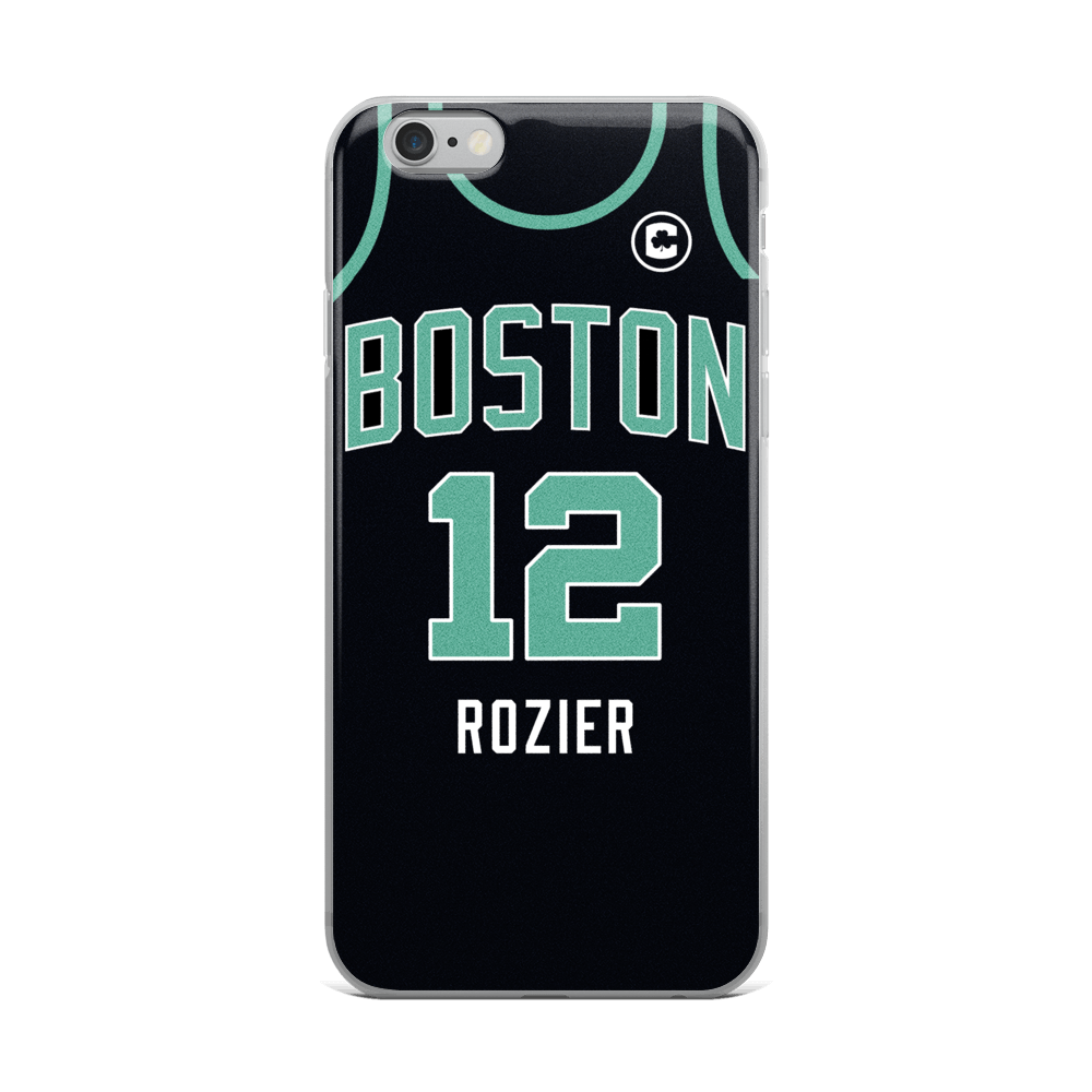 T. Rozier #12 Boston Statement  iPhone Case (ALL IPHONES)