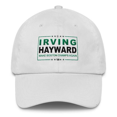 IRVING HAYWARD (Make Boston Champs Again) Classic Cap Hat
