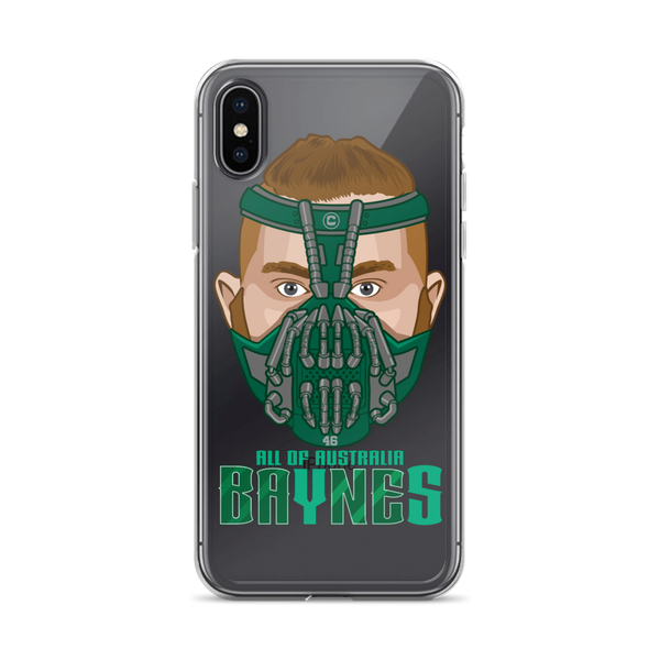 Baynes (All of Australia) Bane iPhone Case (ALL IPHONES)