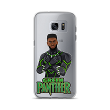 Jaylen (Green Panther) Samsung Cases