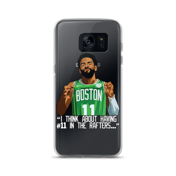 Kyrie #11 Boston Rafters Samsung Cases
