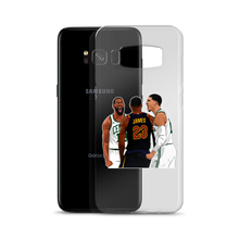 Tatum Over LeBron Samsung Cases