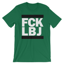 FCK LBJ (LeBron Hate) Run DMC Shirt