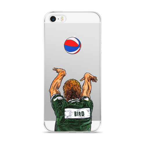 Larry Legend 3 Point Contest iPhone Case (ALL IPHONES)