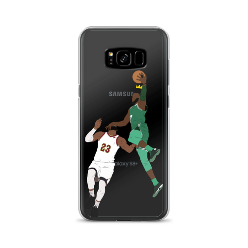Jaylen Over LeBron (New King) Samsung Cases
