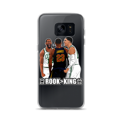Tatum Over LeBron (Rook > King) Checkmate Samsung Cases