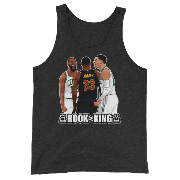 Tatum Over LeBron (Rook > King) Checkmate Tank Top