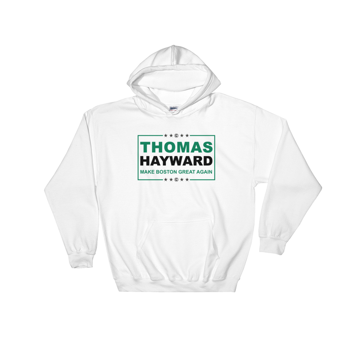 THOMAS & HAYWARD (Make Boston Great Again) Hooded Sweatshirt