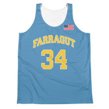 K. Garnett #34 Farragut High School Jersey Tank Top