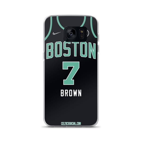 J. Brown #7 Boston Statement Samsung Case