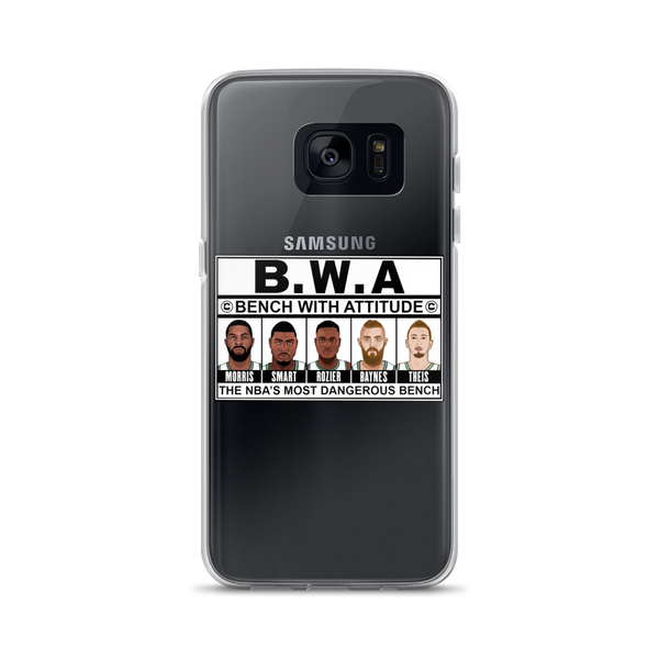B.W.A (Bench With Attitude) Samsung Cases