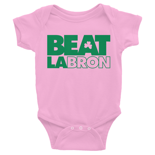 BEAT LABRON Infant Bodysuit Onesie (4 Colors)