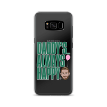 Daddy's Always Happy Samsung Cases