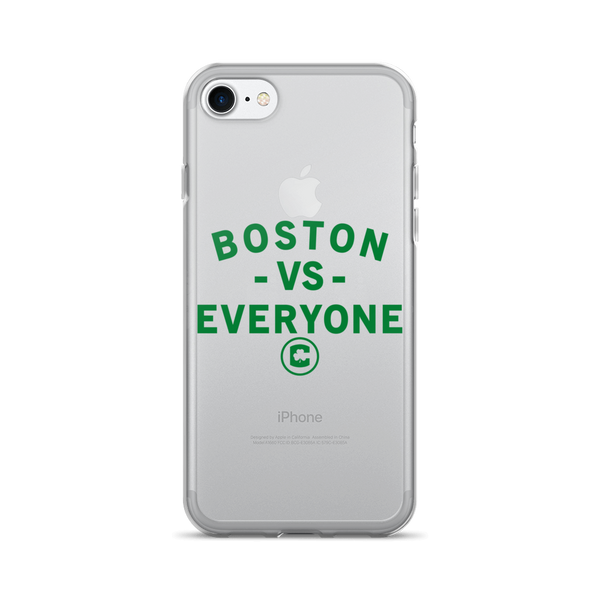 Boston vs Everyone iPhone 7/7 Plus Case