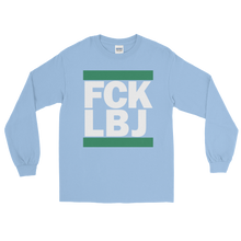 FCK LBJ (LeBron Hate) Run DMC Long Sleeve T-Shirt