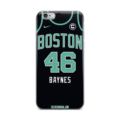 BAYNES #46 Boston Statement iPhone Case (ALL IPHONES
