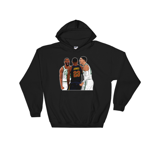 Tatum Over LeBron Hooded Sweatshirt