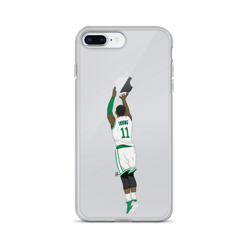 Kyrie Apple Logo Shot iPhone Case (ALL IPHONES)
